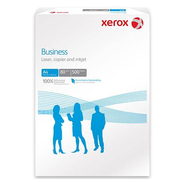 Бумага XEROX BUSINESS А4, 80 г/м2, 500 листов, 165% (CIE)
