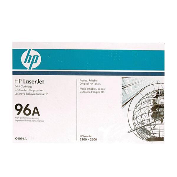 Картридж черный HP(C4096A )LJ 2100,2100M,2100TN,№96A,ресурс 5000 стр.