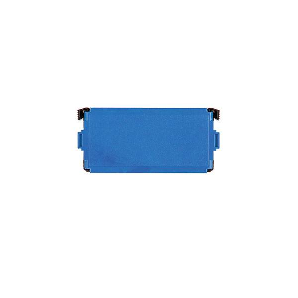 Подушка штемпельная для 4911/4820/4822/4846, 38х14 мм синяя пластик
