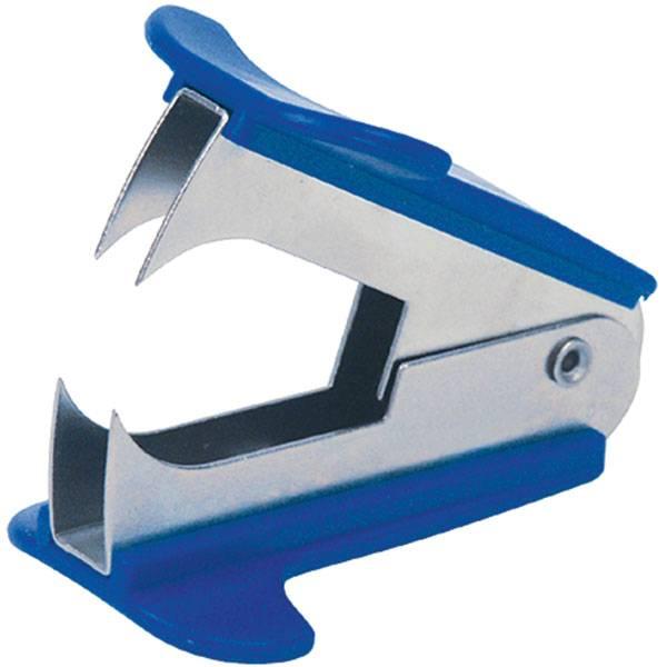 Антистеплер EAGLE для скоб №10 синий