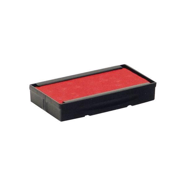 Подушка штемпельная для 4911/4820/4846, 38х14 мм красная пластик