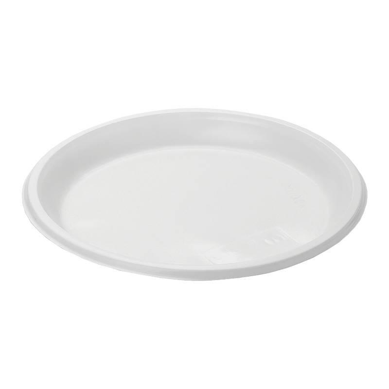 Тарелка десертная белая, d=170мм