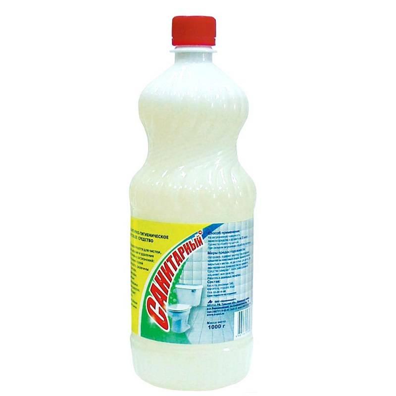 Чистящая жидкость для унитаза САНИТАРНЫЙ 1 л