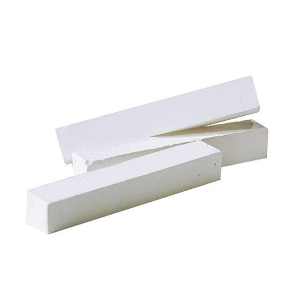 Мелки белые школьные КВАРТЕТ 25 шт., картонная упаковка