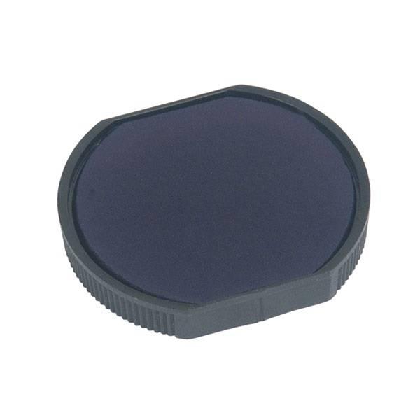 Подушка штемпельная для R40/PrinR40, 40 мм синяя пластик