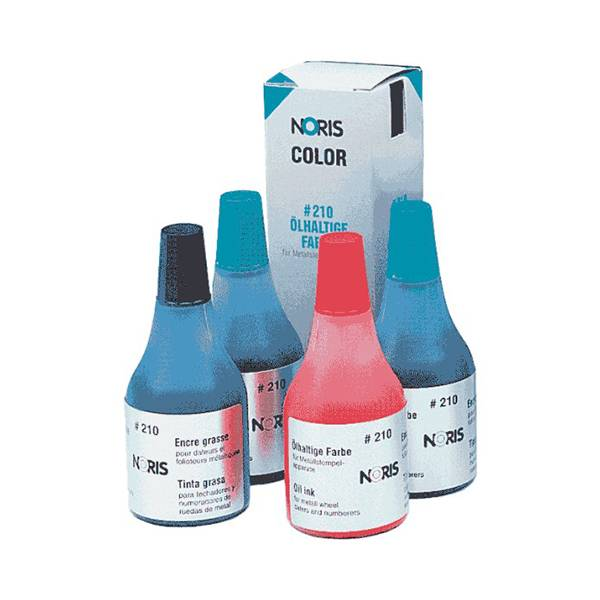 Краска масляная 250мл,синяя