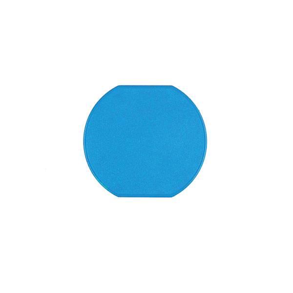 Подушка штемпельная для 46045/46145, 45 мм синняя пластик