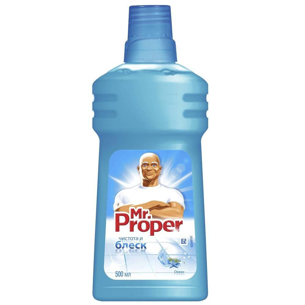 Средство для мытья пола и стен MR. PROPER Ассорти 500 мл