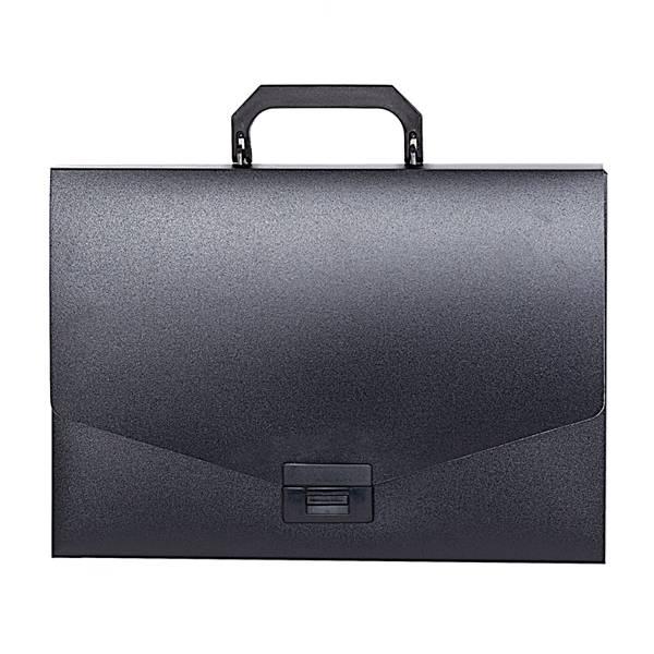 Портфель inФОРМАТ А4, 1 отделение пластик 700 мкм, черный