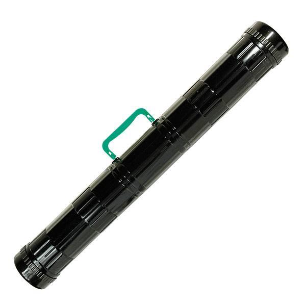 Тубус с ручкой,черный