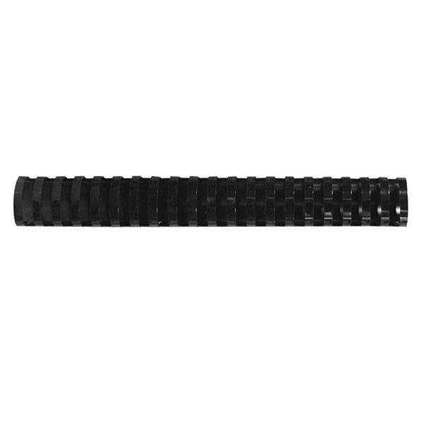 Пружина для переплета FELLOWES 28 мм черный пластик А4