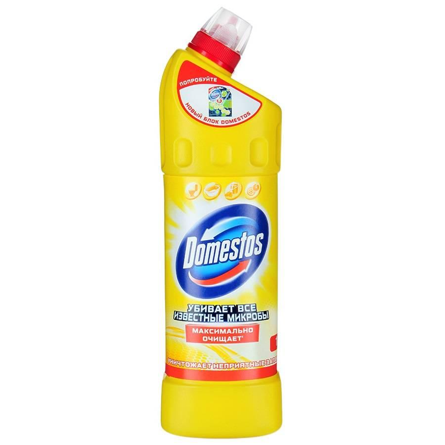 Чистящее средство, гель DOMESTOS Лимонная свежесть 1 л