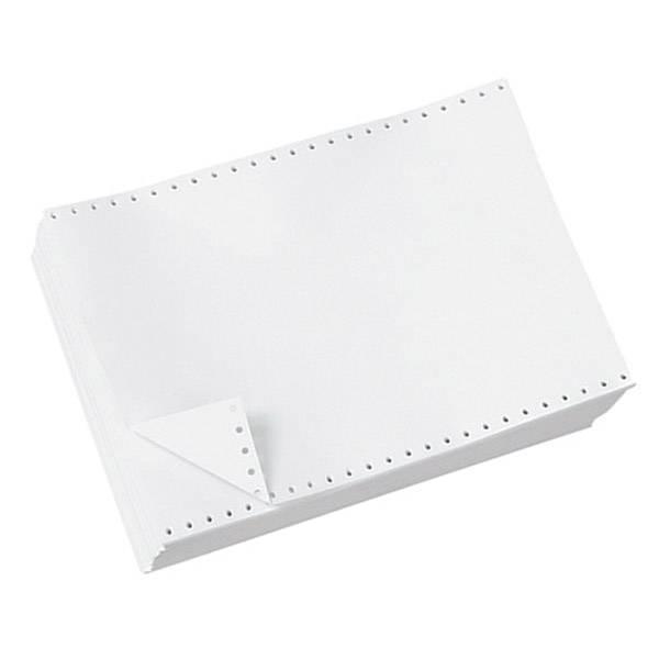 Бумага однослойная с неотрывной перфорацией STARLESS 210 мм 12 » 1600 листов