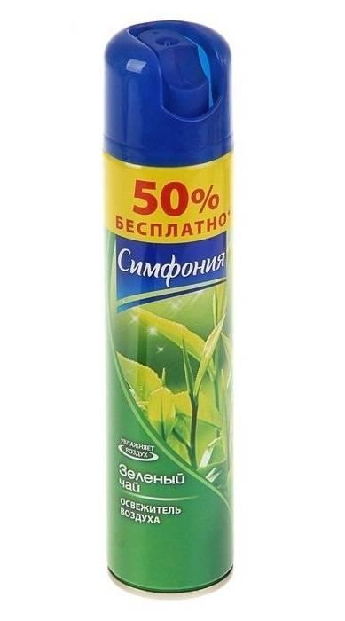 Освежитель воздуха Симфония Зеленый чай 300мл