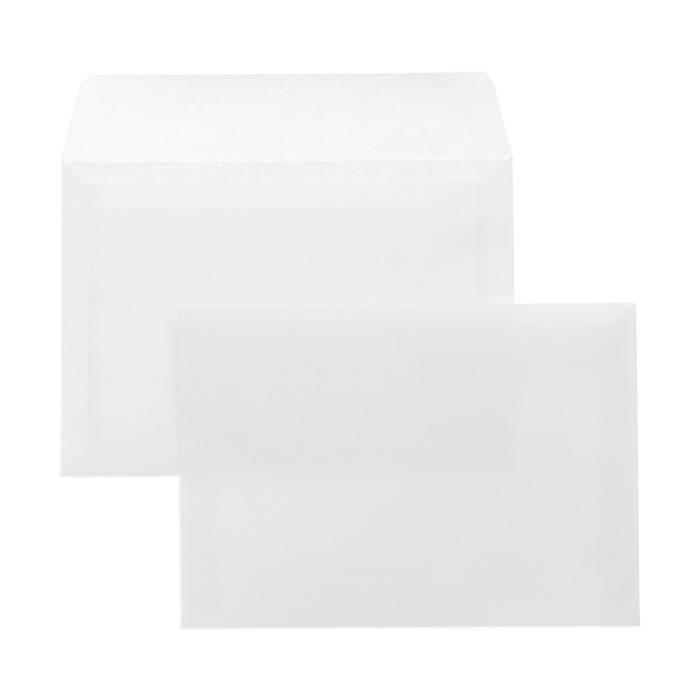 Конверт почтовый C6 (114х162) декстрин