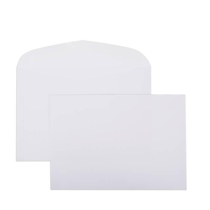Конверт почтовый С5 (162×229) декстрин