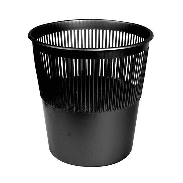 Корзина 10 л. сетчатая, черная