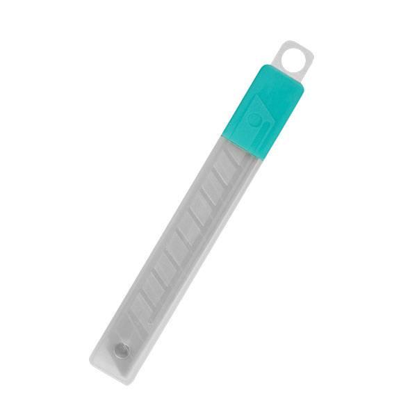 Набор лезвий для канцелярского ножа 9 мм (10 шт.)