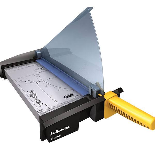 Сабельный резак для бумаги FUSION А4, 320 мм, 10 листов