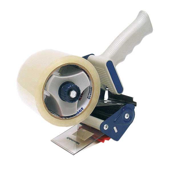 Диспенсер для упаковочной ленты KLEBEBANDER 75х70 мм, пластик
