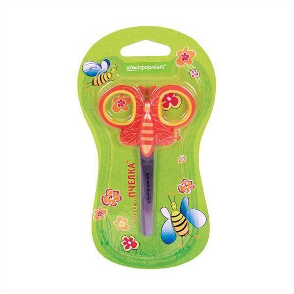 Ножницы детские «Пчелка» 11,2 см