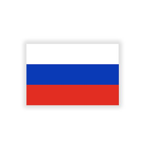 Флаг России,90х135см, шелк