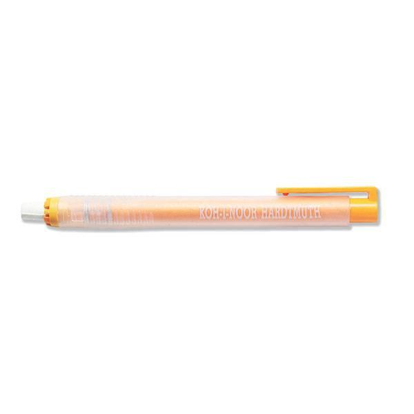Ластик-карандаш KOH-I-NOOR 78х65х134 мм каучук, ассорти