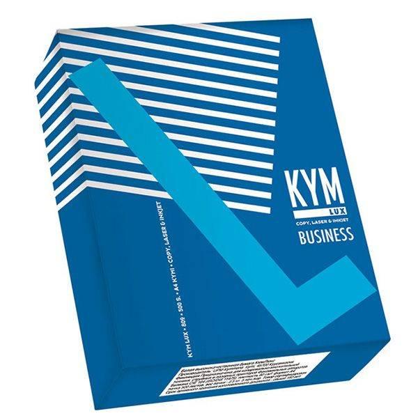 Бумага KYM LUX BUSINESS А4, 80 г/м2, 500 листов, 164% (CIE)