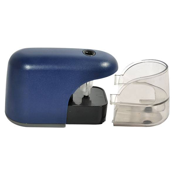 Точилка электрическая EAGLE с контейнером пластиковый корпус синяя
