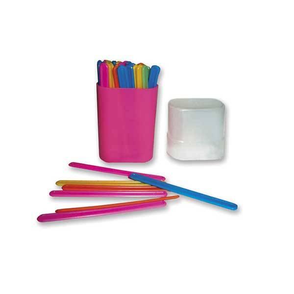 Счетные палочки пластиковые 50 шт.