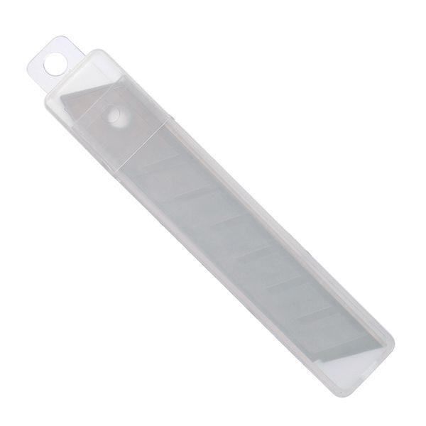 Лезвие д/ножей ErichKrause 18мм металл 10 шт