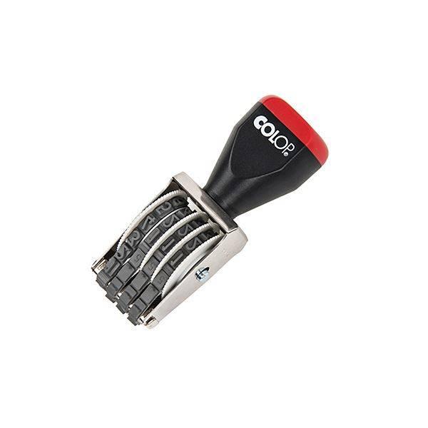 Нумератор ручной 4-разряд. 5 мм