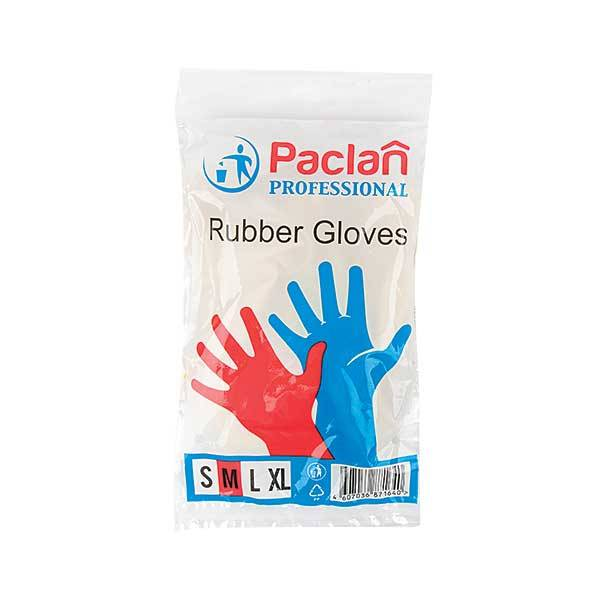 Перчатки PACLAN PROFESSIONAL с х/б напылением, размер S