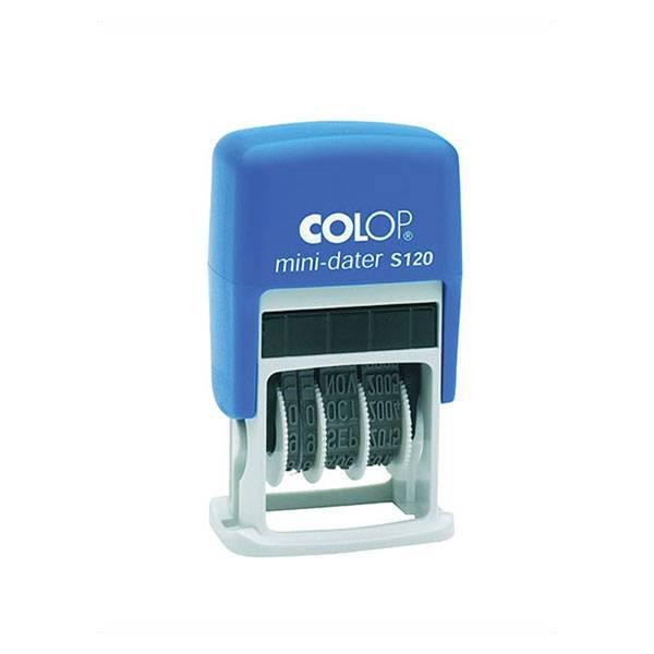 Минидатер Colop Printer S 120/WD