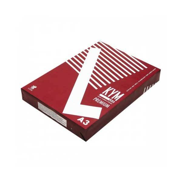Бумага KYM LUX PREMIUM А3, 80 г/м2, 500 листов, 170% (CIE)