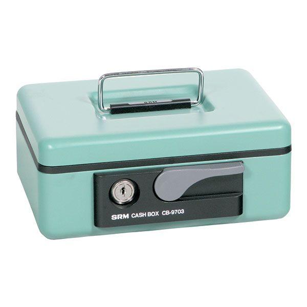 Мини-сейф для денег 80*197*154, green