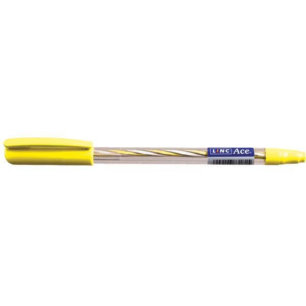 Ручка шариковая LINC Ace 0,7 мм синяя