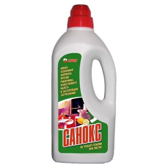 Чистящая жидкость САНОКС 1,1 л
