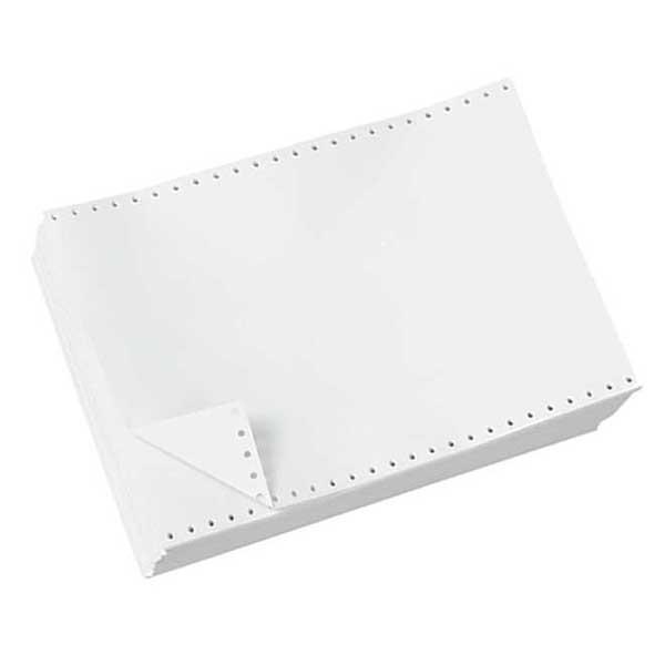 Бумага однослойная с перфорацией LOMOND 375 мм 12 » 1500 листов