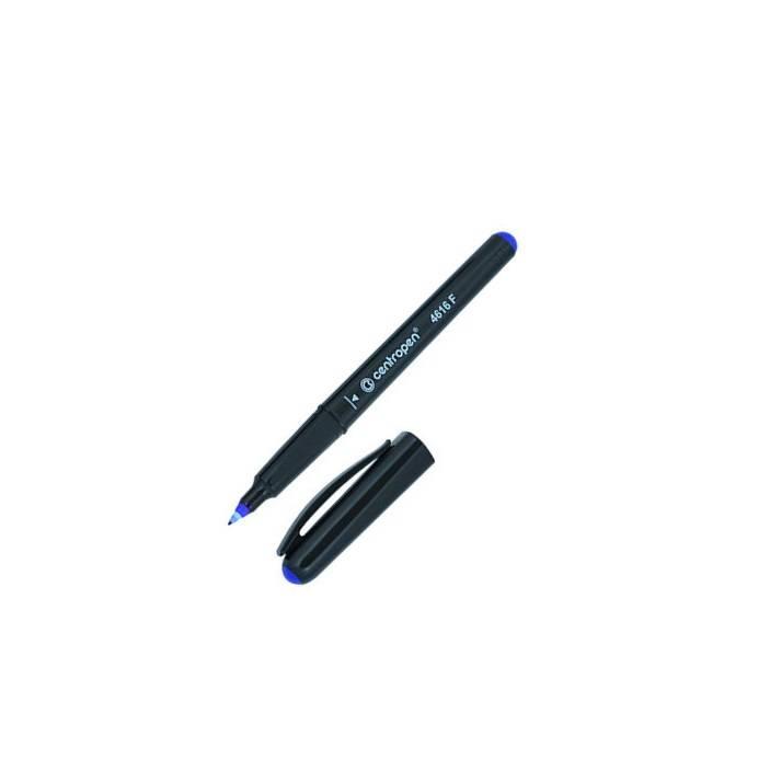 Линер CD 0,5 мм синий треугольный корпус, круглый