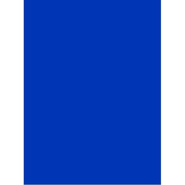 Блокнот КОРПОРАТИВ/СИНИЙ А5 на гребне, 40 листов