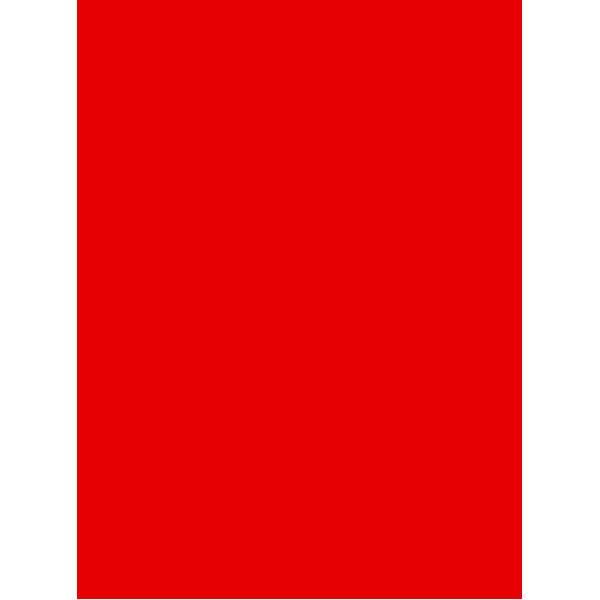 Блокнот КОРПОРАТИВ/КРАСНЫЙ А5 на гребне, 40 листов