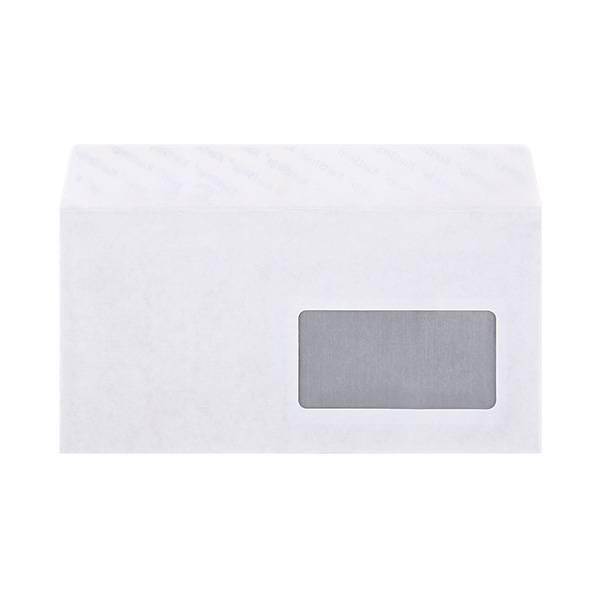 Конверт почтовый Е65 (110х220) ОКНО справа стрип