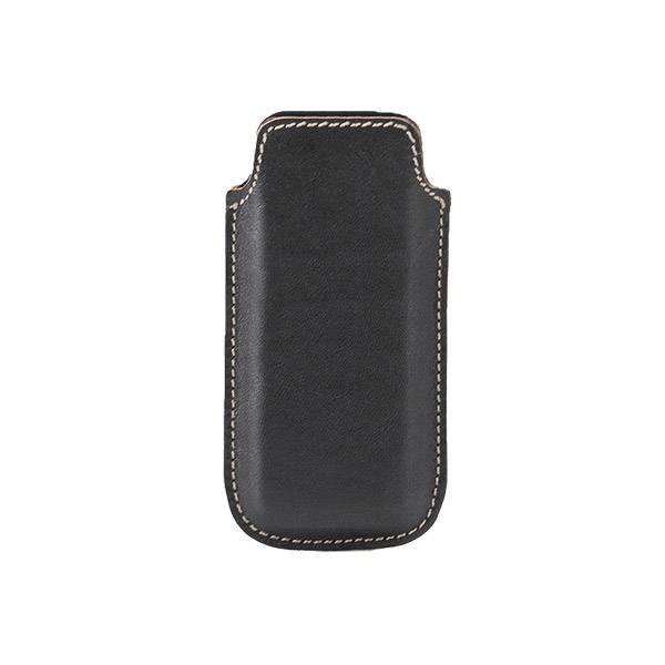 Футляр для мобильбных телефонов TEXAS 70х120 кожа черный