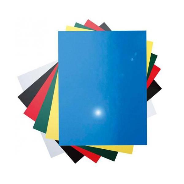 Обложка для переплета LAMIREL CHROMO А4 картон 230 г/м² красная 100 штук