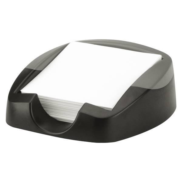 Подставка для блок-кубиков OMAX EAGLE 12,6х13,1х5,1 см черная
