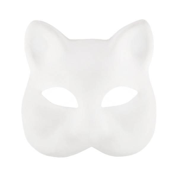 Маска для декорирования «Кот»