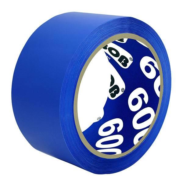 Лента упаковочная UNIBOB 48 мм х 66 м, 45 мкм синяя