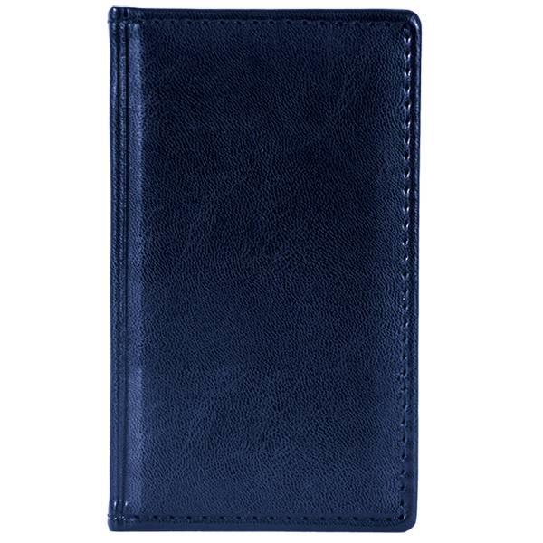 Книжка алфавитная БИЗНЕС А6- 80х130 мм, 96 листов