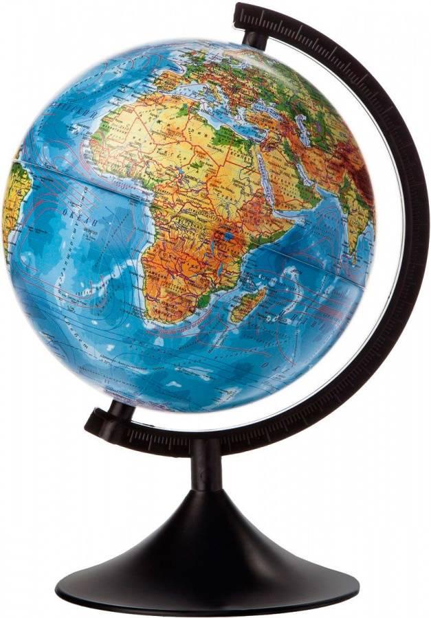 Глобус GLOBEN физический 21 см